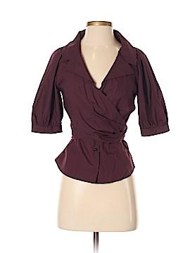 Kenzo 3/4 Sleeve Blouse Size 36 (FR)