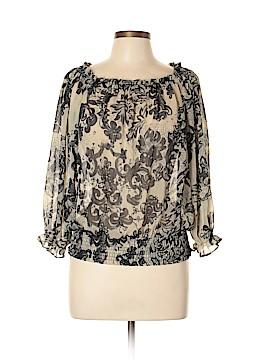 Isabella Rodriguez 3/4 Sleeve Blouse Size L