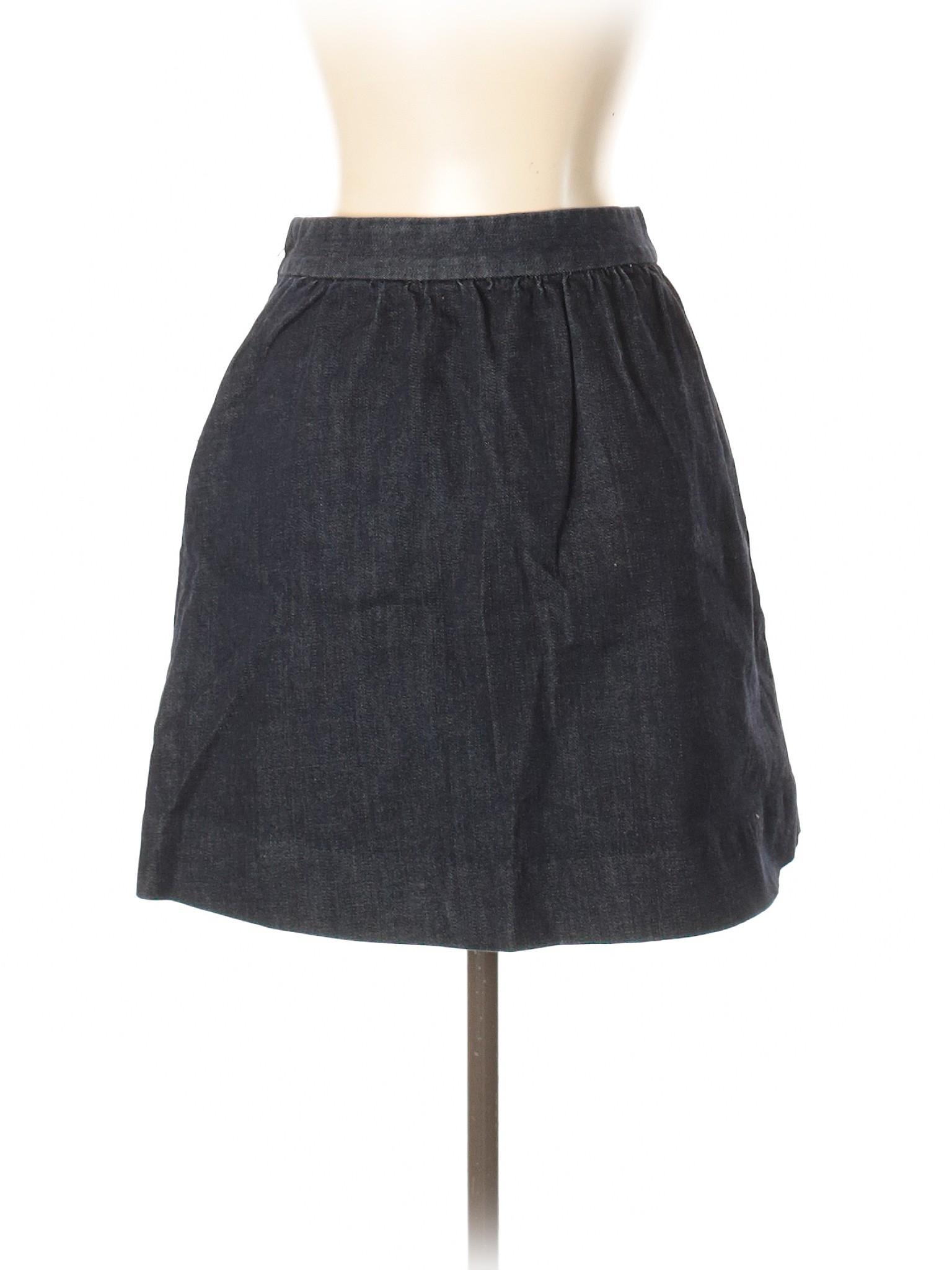 Skirt leisure Boutique Denim J Crew wgOx66dqI