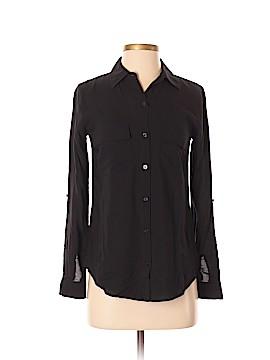 A.n.a. A New Approach Long Sleeve Button-Down Shirt Size XS