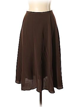 Michael Kors Silk Skirt Size 8