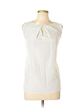 Jones New York Sleeveless Blouse Size L