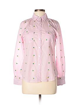 Matilda Jane Long Sleeve Button-Down Shirt Size XS