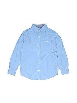 Arizona Jean Company Long Sleeve Button-Down Shirt Size S (Kids)