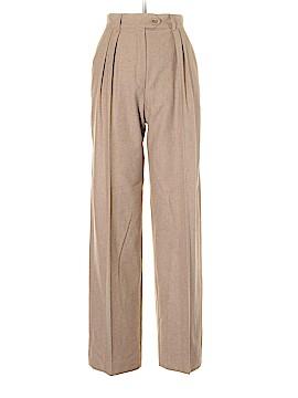 Escada Wool Pants Size 36