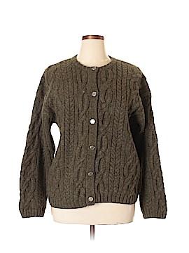 EMS Wool Cardigan Size XL