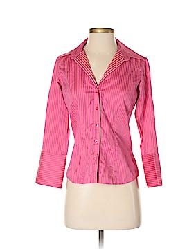 Thomas Pink Long Sleeve Button-Down Shirt Size 4
