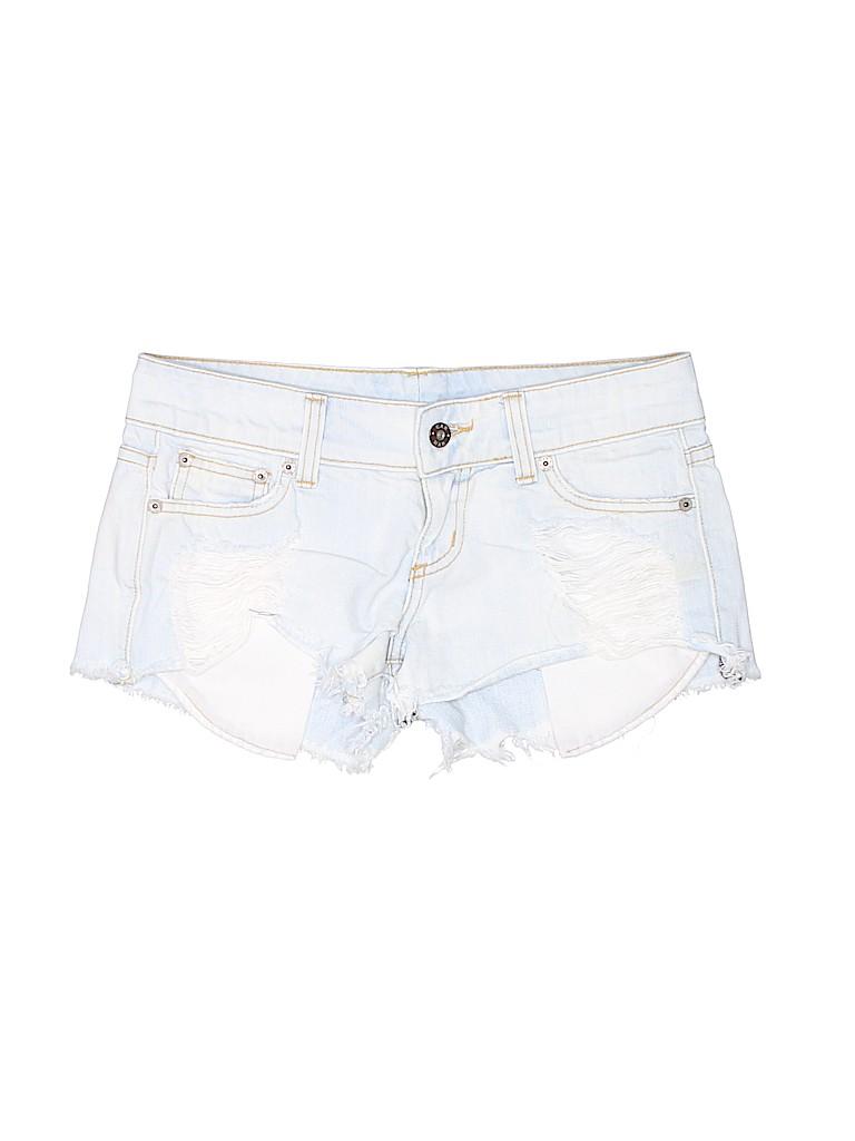 Carmar Women Denim Shorts 25 Waist