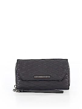 Rebecca Minkoff Leather Wristlet One Size