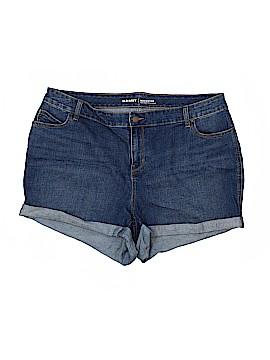 Old Navy Denim Shorts Size 20w (Plus)