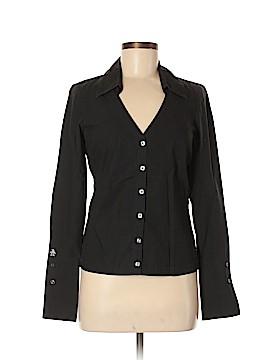 An Original Penguin by Munsingwear Long Sleeve Button-Down Shirt Size 4