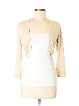 Etcetera Silk Cardigan Size M