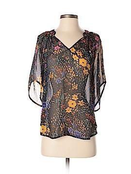 Fei Short Sleeve Blouse Size 2