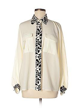 Argenti Long Sleeve Blouse Size 8