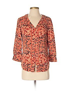 Hinge 3/4 Sleeve Blouse Size S