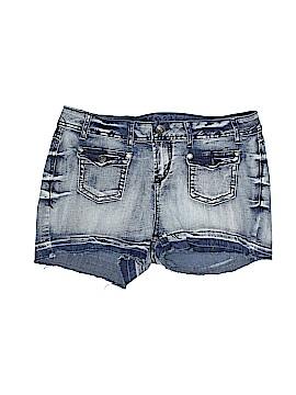 Wall Flower Denim Shorts Size 15