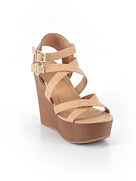 Delman Shoes Wedges Size 7
