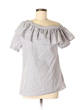 Promesa U.S.A. Short Sleeve Blouse Size M