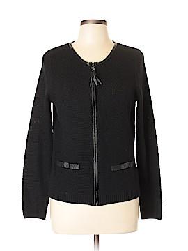 Tahari Wool Cardigan Size XL