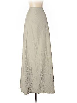 Banana Republic Silk Skirt Size S