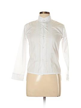 Rafael Long Sleeve Button-Down Shirt Size 12