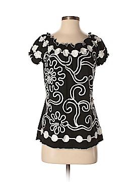 Lauren Michelle Short Sleeve Top Size S