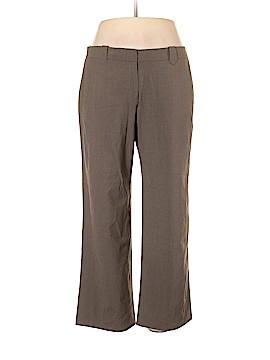Luciano Barbera Wool Pants Size 50 (EU) (Plus)