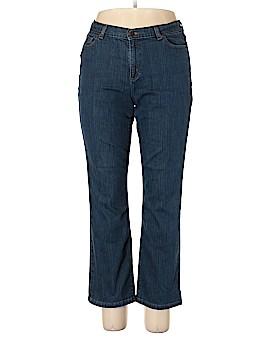 L.L.Bean Jeans Size 14