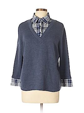 Rebecca Taylor Pullover Sweater Size L