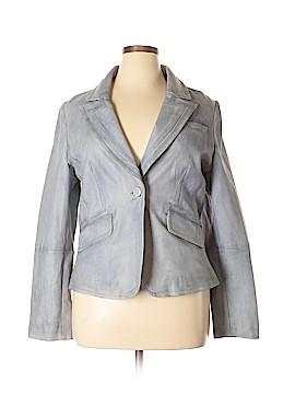 Bagatelle Leather Jacket Size 14