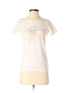 Burberry Short Sleeve T-Shirt Size S