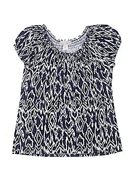 Carol Rose Short Sleeve Top Size XL