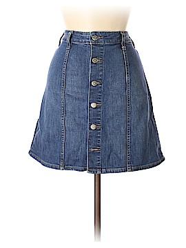 Henry & Belle Denim Skirt 27 Waist