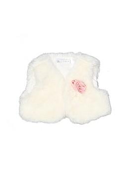 Koala Baby Boutique Faux Fur Vest Size 9 mo