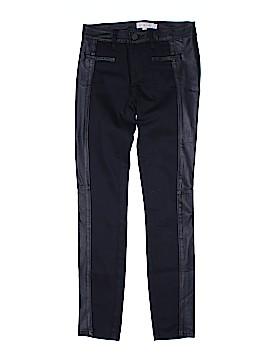 Tory Burch Faux Leather Pants 24 Waist