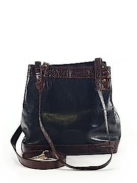 Brahmin Leather Satchel One Size