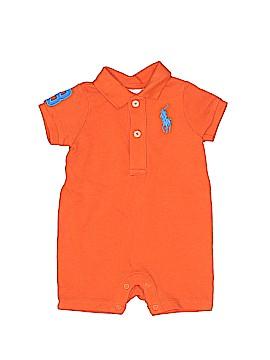 Ralph Lauren Short Sleeve Outfit Size 3 mo