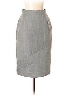 Escada by Margaretha Ley Wool Skirt Size 34 (FR)