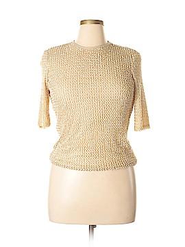 Douglas Hannant Short Sleeve Blouse Size 14