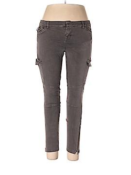 Ecru Cargo Pants Size 10