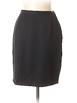 Giorgio Armani Wool Skirt Size 46 (IT)