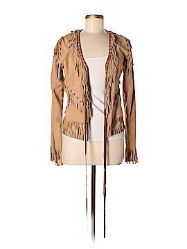 Dolce & Gabbana Leather Jacket Size 40 (IT)