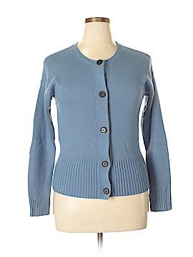 Ann Taylor LOFT Cashmere Cardigan Size L