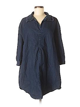 Reborn 3/4 Sleeve Blouse Size XL