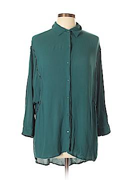 Love 21 3/4 Sleeve Blouse Size L
