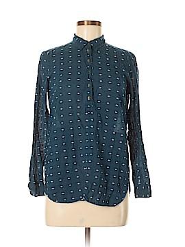 Lou & Grey Long Sleeve Blouse Size XS