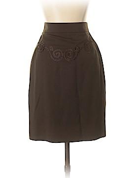 Escada by Margaretha Ley Wool Skirt Size 34 (EU)
