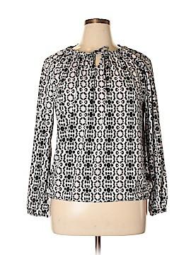 Verve Long Sleeve Blouse Size XL
