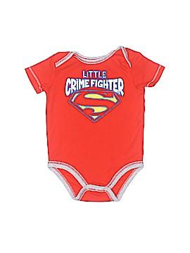 Superman Short Sleeve Onesie Size 6-9 mo
