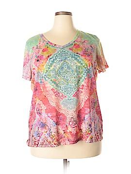 Avenue Short Sleeve T-Shirt Size 22 / 24Plus (Plus)